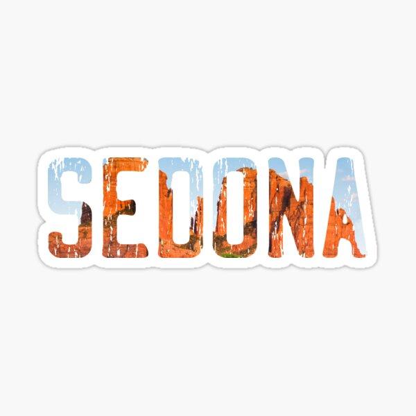 Sedona Arizona Sticker