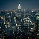 New York by Chris Muscat
