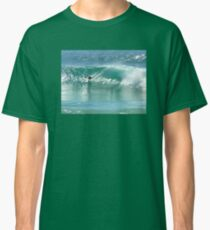 Surfing at Burleigh Heads #4 Classic T-Shirt
