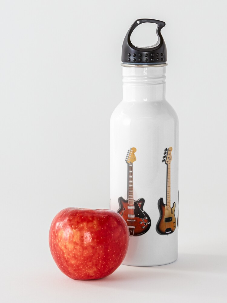 Alternate view of The Classic Guitar Collection Water Bottle