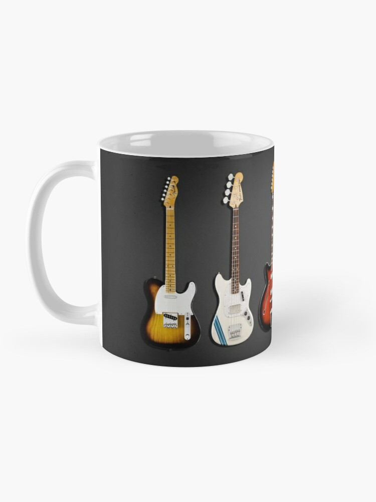 Alternate view of The Classic Guitar Collection Mug
