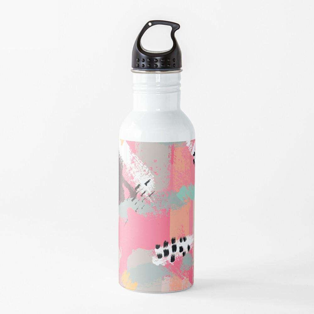 Modern Art Water Bottle