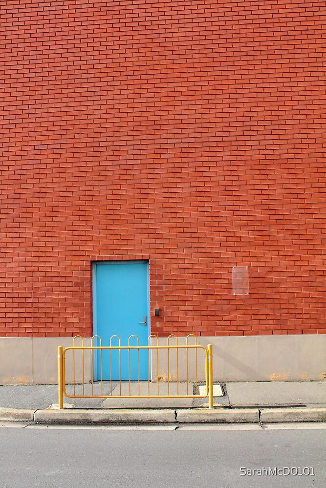 Factory door by SarahMcD0101