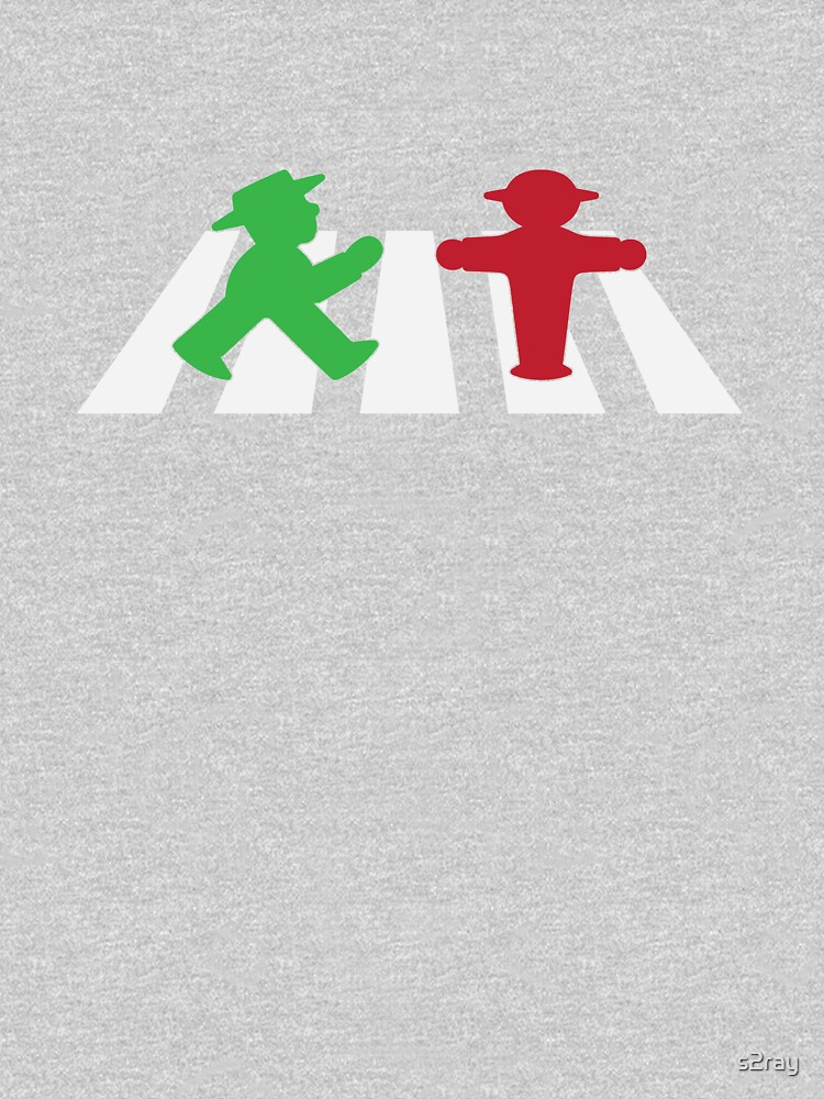 ampelmannchen on crosswalk by s2ray