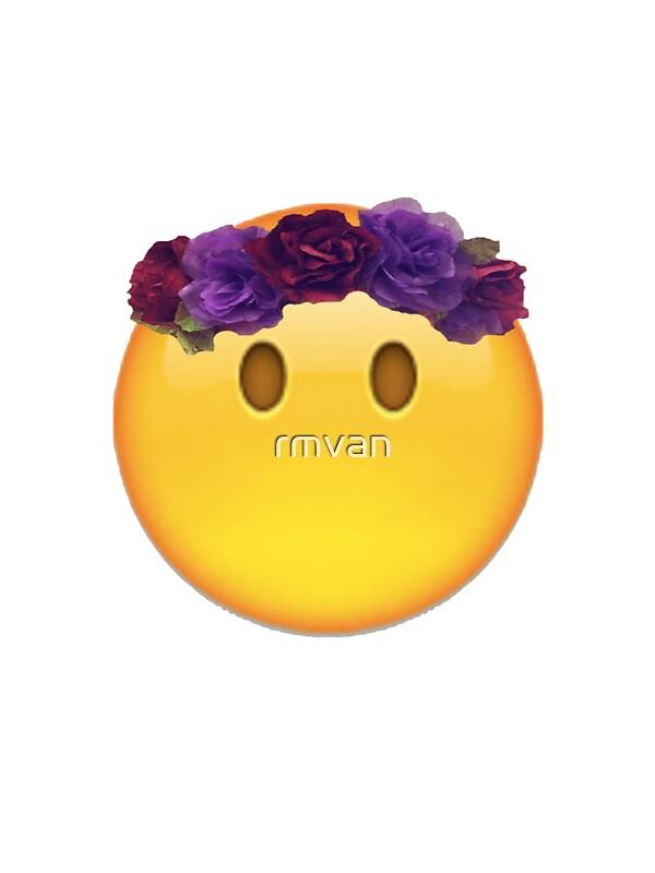 U0026quot Blank Face Emoji U0026quot  Stickers By Rmvan