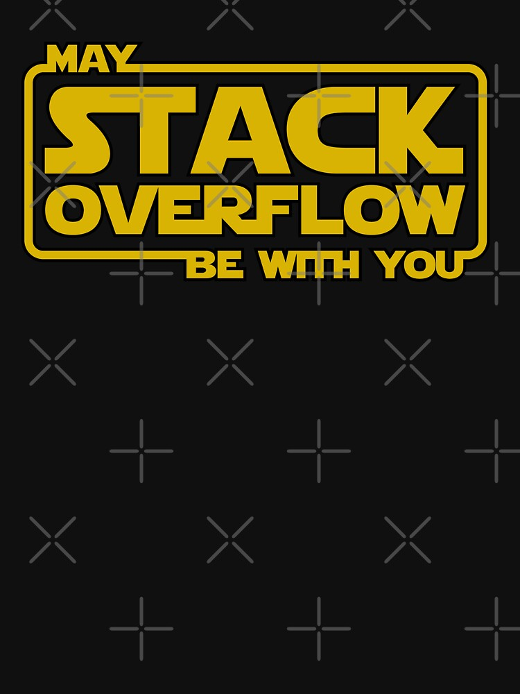 Stack Overflow with you by Caldofran