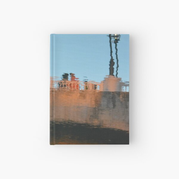 Upside Down in Mexico Hardcover Journal