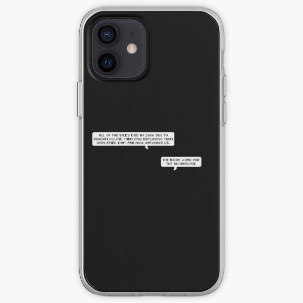 Birds. iPhone Soft Case