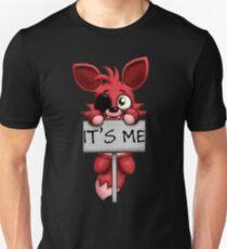 FNAF Five Nights At Freddys Foxy Fox  Slim Fit T-Shirt