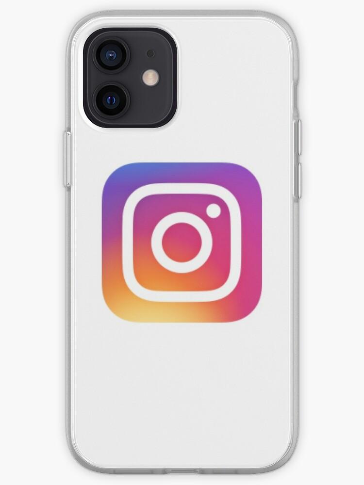 Instagram (Logo)   Coque iPhone