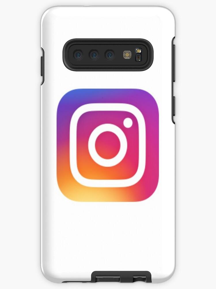 coque samsung instagram