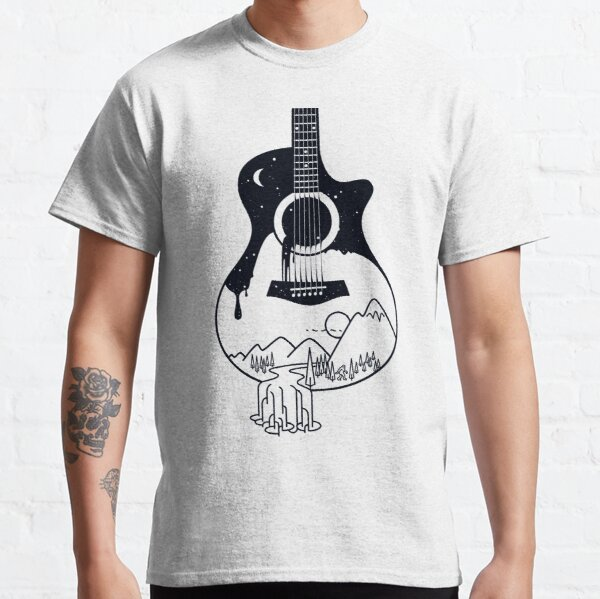The intriguing sounds of nature Classic T-Shirt