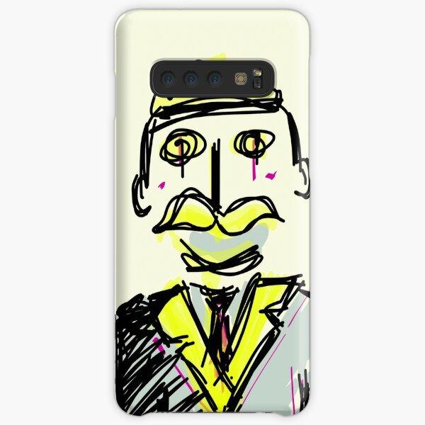 Gentleman Samsung Galaxy Snap Case