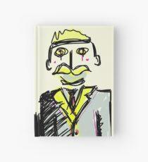 Gentleman Hardcover Journal