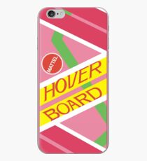 Back to the Future Hover Board iPhone Case