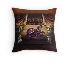 Ultros Opera Throw Pillow