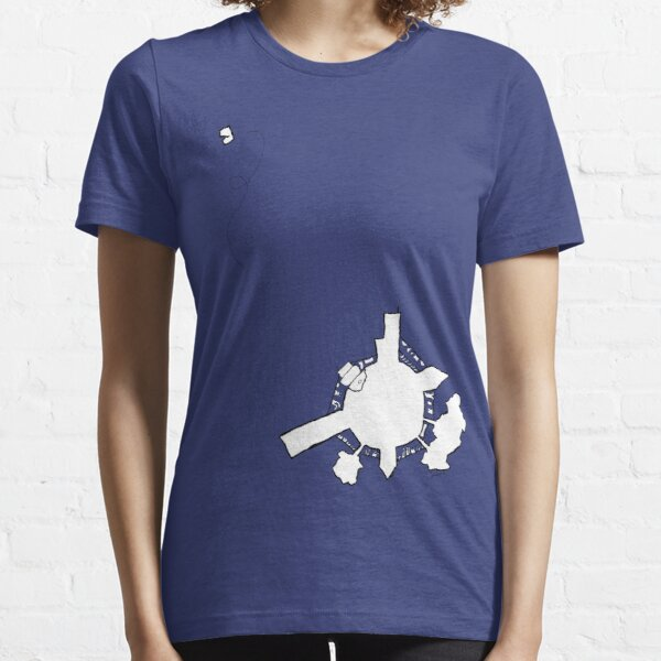 Wednesday washing - Wasstad Essential T-Shirt