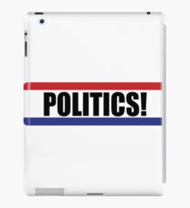 Vinilo o funda para iPad ¡Política!