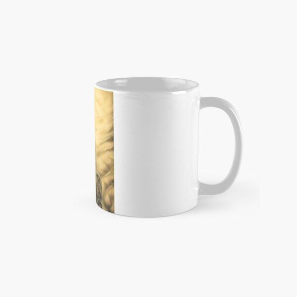 Cloudy shiny woman Classic Mug