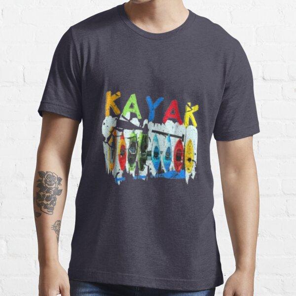 I'd Rather Be Kayaking / Shirt  / Kayaking Shirt / Kayak Gift / Kayak Lover Shirt / Kayaker Gift / Gift For Kayak Lover Essential T-Shirt