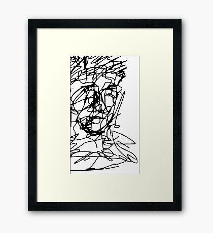 Half A World Away Framed Print