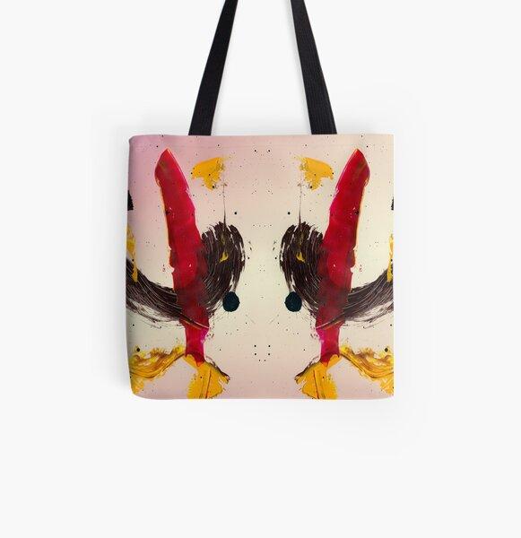 getting closer Allover-Print Tote Bag