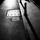 Student Street Shadows by ragman