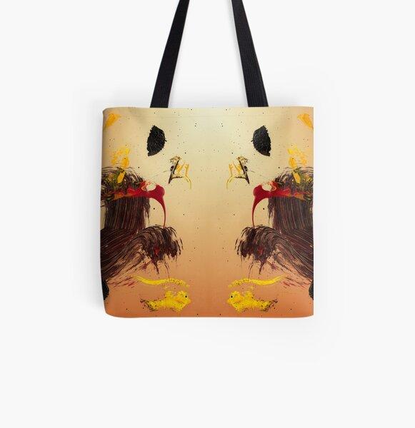 drift apart Allover-Print Tote Bag