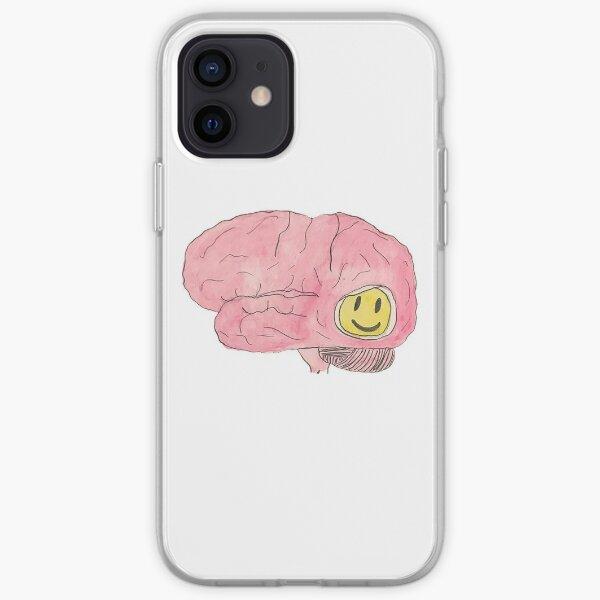Happy Brain iPhone Soft Case