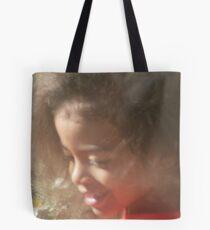 Portrait of Lamond Tote Bag