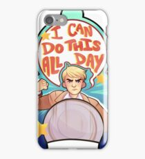 I Can Do This All Day iPhone Case/Skin