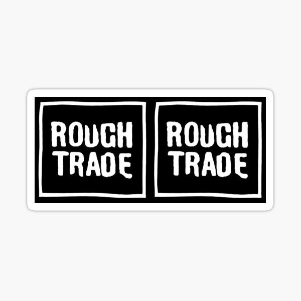 Rough Trade Records sticker Sticker