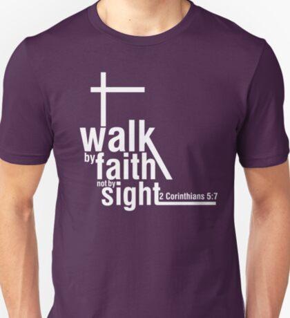 Walk by Faith T-Shirt