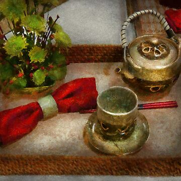 Kitchen - Formal tea ceremony by mikesavad