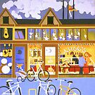 Alice's Coffeehouse by Dawn Peterson