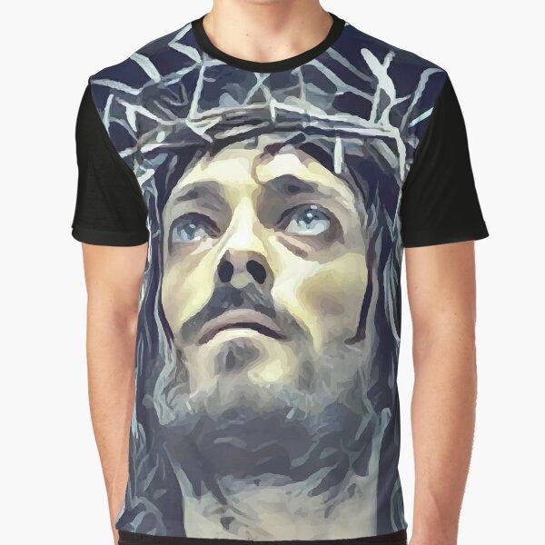 Jesus Art Graphic T-Shirt