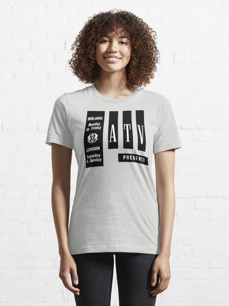 Alternate view of NDVH ATV - 1950s Essential T-Shirt