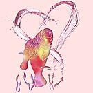 I Love Manatees by ferinefire