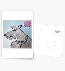 Mr. Wolf Postcards