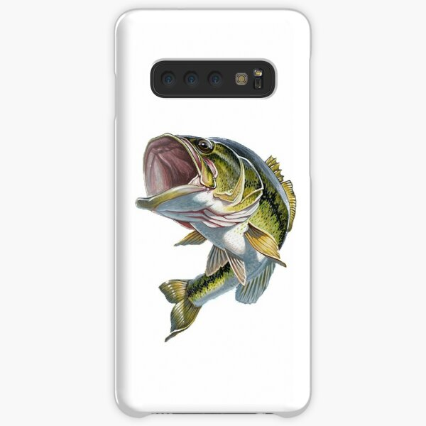Bass Fishing Samsung Galaxy Snap Case