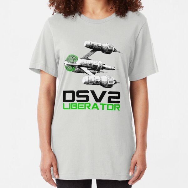 Liberator Slim Fit T-Shirt