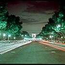"""The Champs-Élysées 1970. My first visit  """" Free Europe """"  -  Brown Sugar Story. Favorites: 2 Views: 555 . Thx!  Toda raba !  dziękuje ! Featured…in group : Days Gone by Good goin""""! . 4 october 2010 . by © Andrzej Goszcz,M.D. Ph.D"""