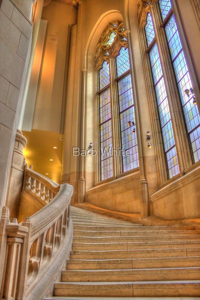 Quot Stairs To Suzzallo Library University Of Washington Quot By