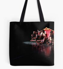 While we're here, we should dance Tote Bag