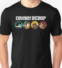 Cowboy Bebop | Character Pop T-Shirt