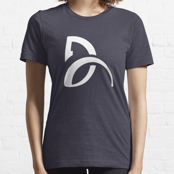 Novak Djokovic Logo T-shirt essentiel