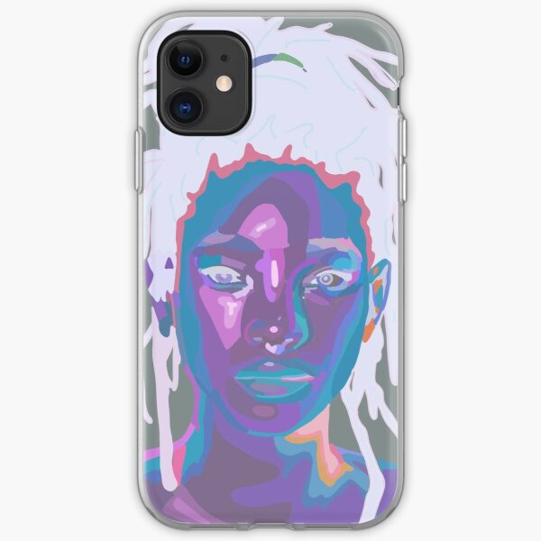 Willow smith iPhone Soft Case