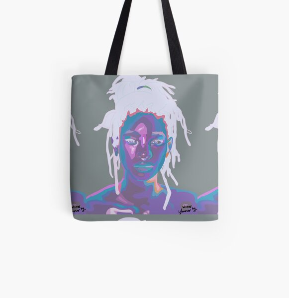 Willow Smith Tote bag doublé