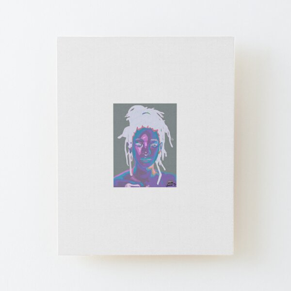 Willow smith Wood Mounted Print