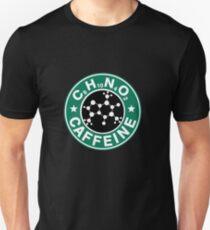 C8H10N4O2-Bucks Logo Unisex T-Shirt